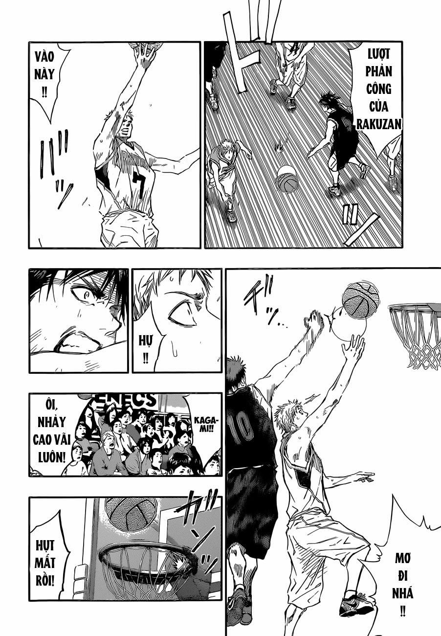 Kuroko No Basket chap 237 trang 17