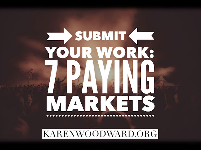 Submit Your Work: 7 Paying Markets
