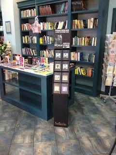 La Libreria Hemingway Café promuove Manzini, Sellerio