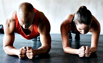 ejercicio isométricos a diario permite más quema de grasa