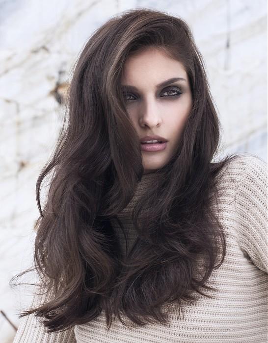 Peinados Pelo Liso Con Volumen - planchado de pelo liso con volumen y sin volumen YouTube