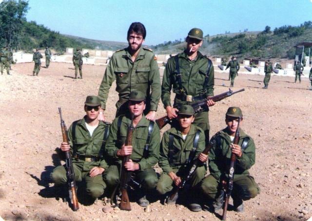 La mili vuelve a Francia; una breve historia del Servicio Militar Obligatorio
