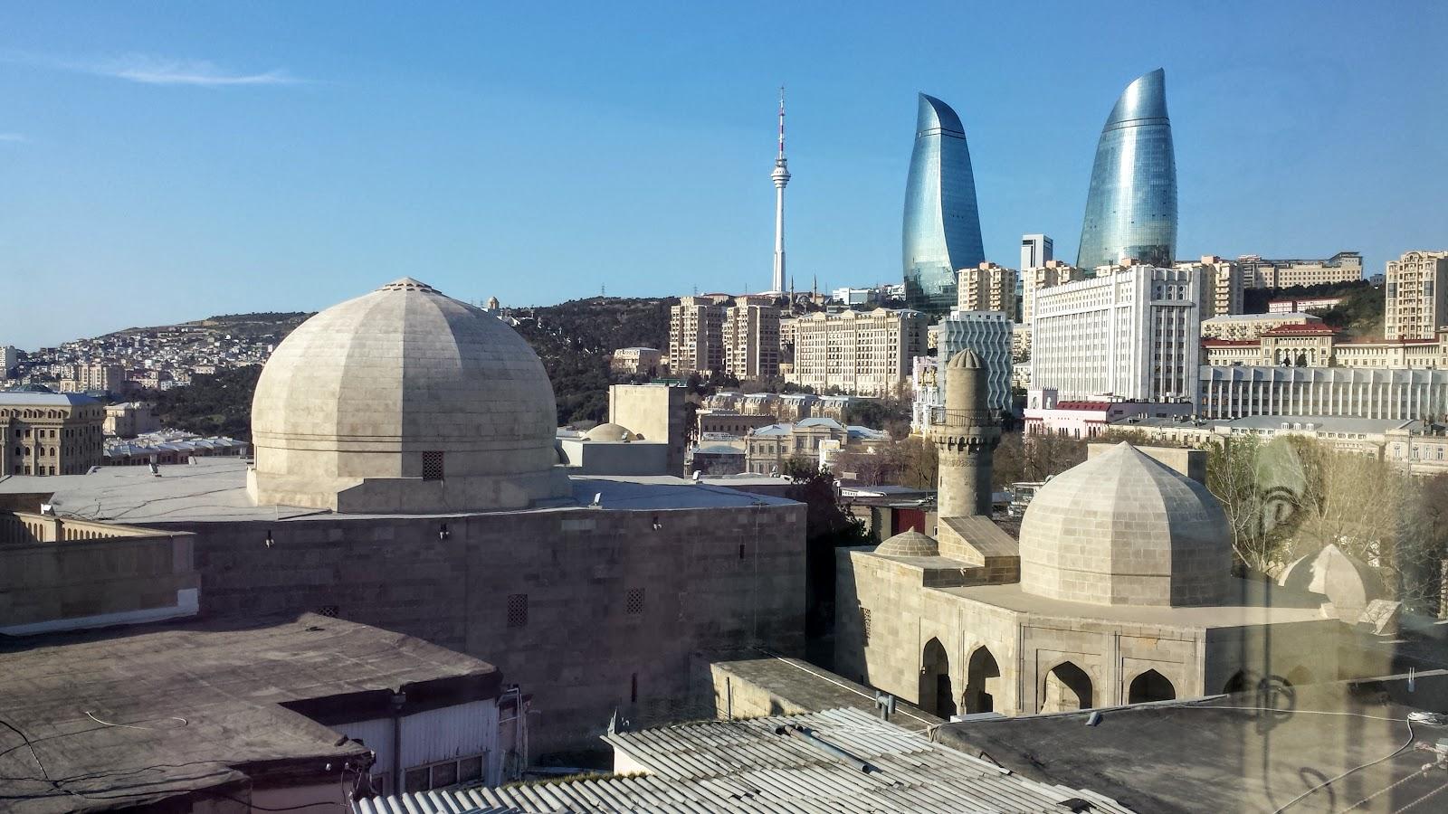 Tiga Peninggalan Dinasti Shirvanshah di Azerbaijan