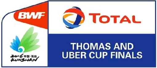 skuat tim Piala Thomas 2016