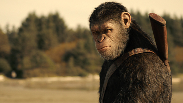 Screen Shot Film War For The Planet Of The Apes