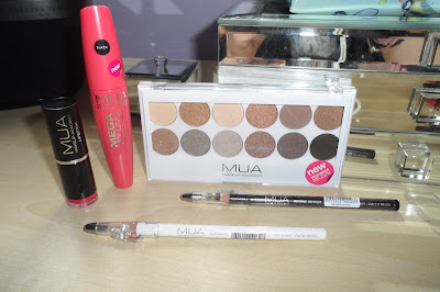 Mini MUA Haul!