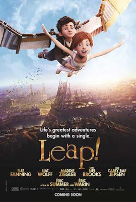 Leap 2017 Movie Dual Audio (Hindi-English) 480p 400mb