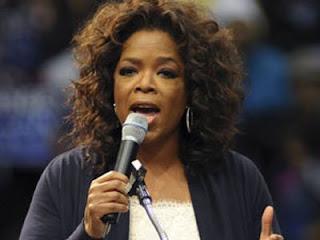 Oprah Winfrey, millonaria exitosa