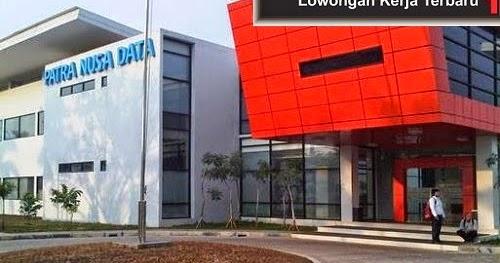 Lowongan Kerja PT Patra Nusa Data Terbaru Februari 2018