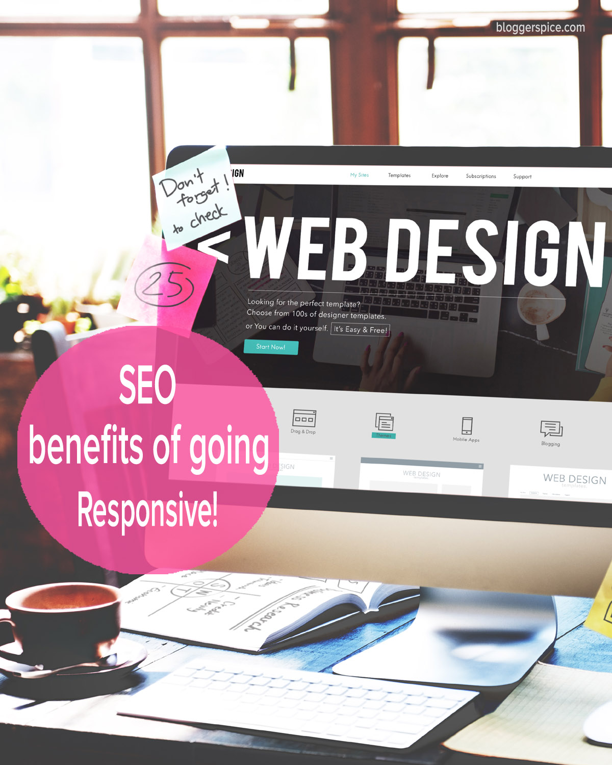 SEO Benefits of Responsive Web Design