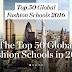 POLIMODA義大利服裝設計暨時尚管理學院2016全球最新排名