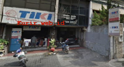 Alamat Agen TIKI Di Jakarta Barat