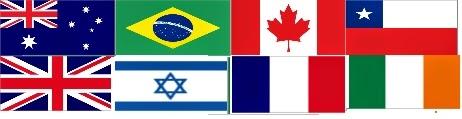 TelAway Flags
