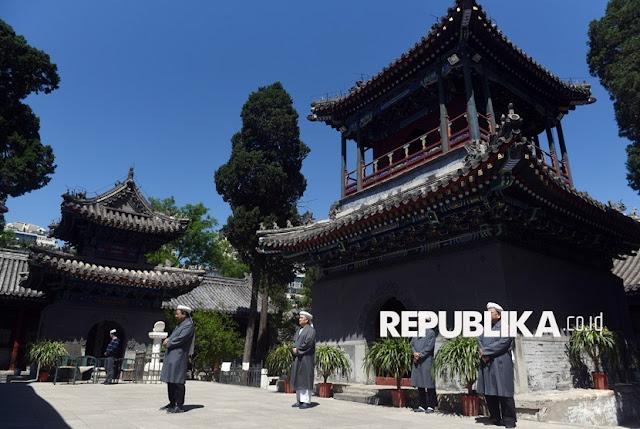 Jejak Empat Utusan Nabi Muhammad di Cina