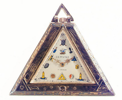 reloj_simbolos_masonicos_triangulo