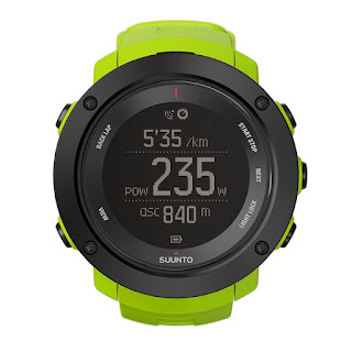 SUUNTO AMBIT3 VERTICAL LIME SS021965000