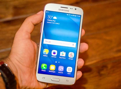 Cara screenshot Samsung J2 Prime