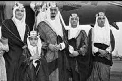 Sejarah Asal Usul Suku Bangsa Arab (Orang Arab)