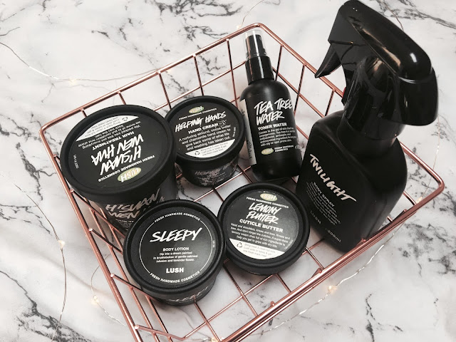 My Lush Faves