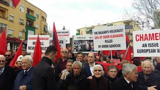 Τελευταία στιγμή απετράπη προβοκάτσια Τσάμηδων στη Θεσπρωτία