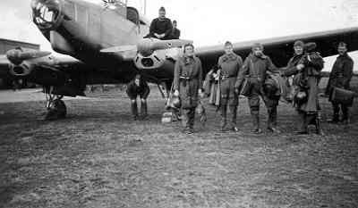 20 November 1939 worldwartwo.filminspector.com Dutch fighter pilots