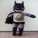 PATRON BATMAN AMIGURUMI 24535