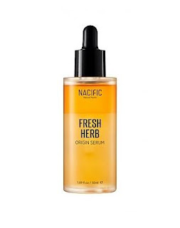 Review fresh herb origin serum