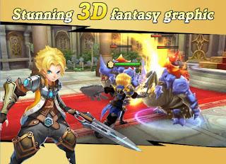 Game Final Clash 3D Fantasy Apk MMORPG Hack
