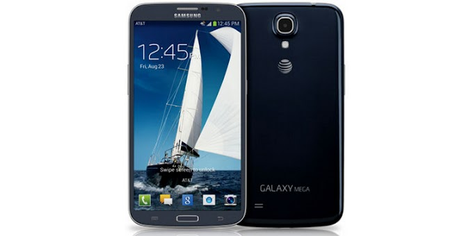 Samsung Galaxy Mega for AT&T receives software update