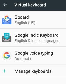 How To Change Default Keyboard Of Your Android ~ Tech Hunt