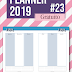 Planner 2019 #23: future log - planejamento anual (download gratuito)