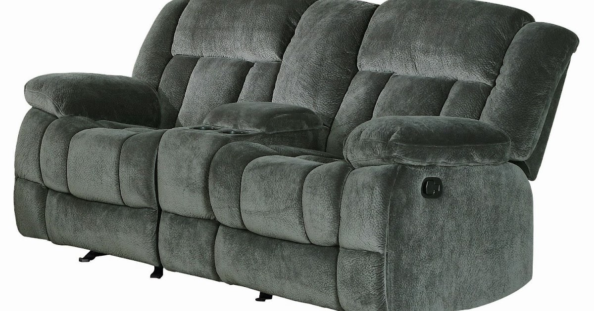 2 Seat Reclining Sofa Microfiber on ashley brown microfiber reclining couch