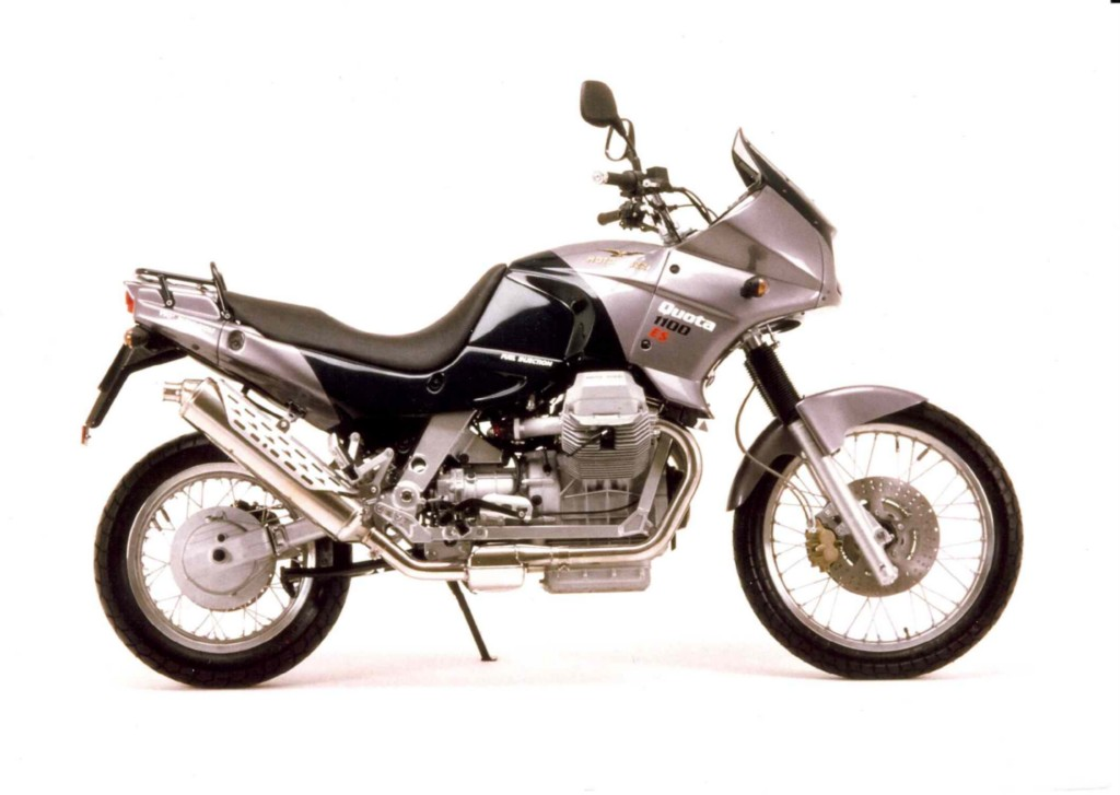 Moto Guzzi Quota 1100 ES Motorcycle