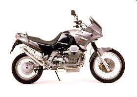 Moto Guzzi Quota 1100 ES Motorcycle