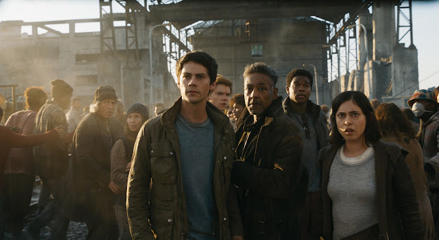 WATCH: MAZE RUNNER: THE DEATH CURE Trailer Finally Outed