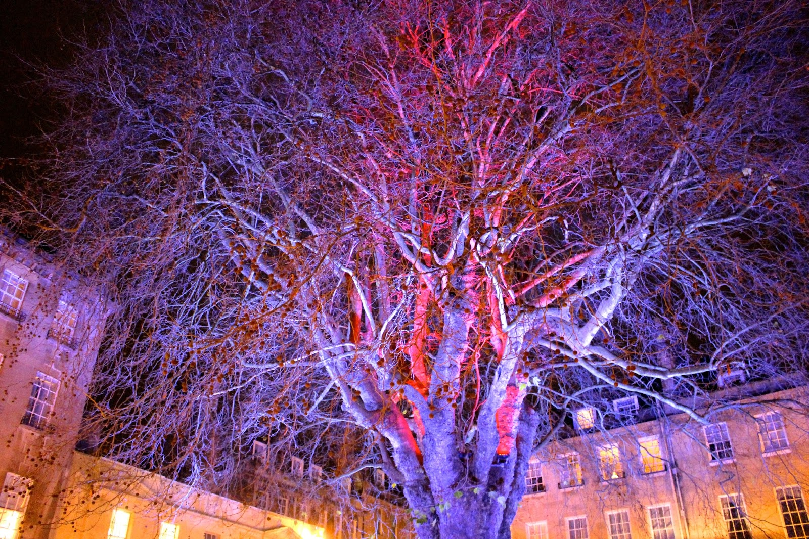 Bath Christmas Markets Illuminated