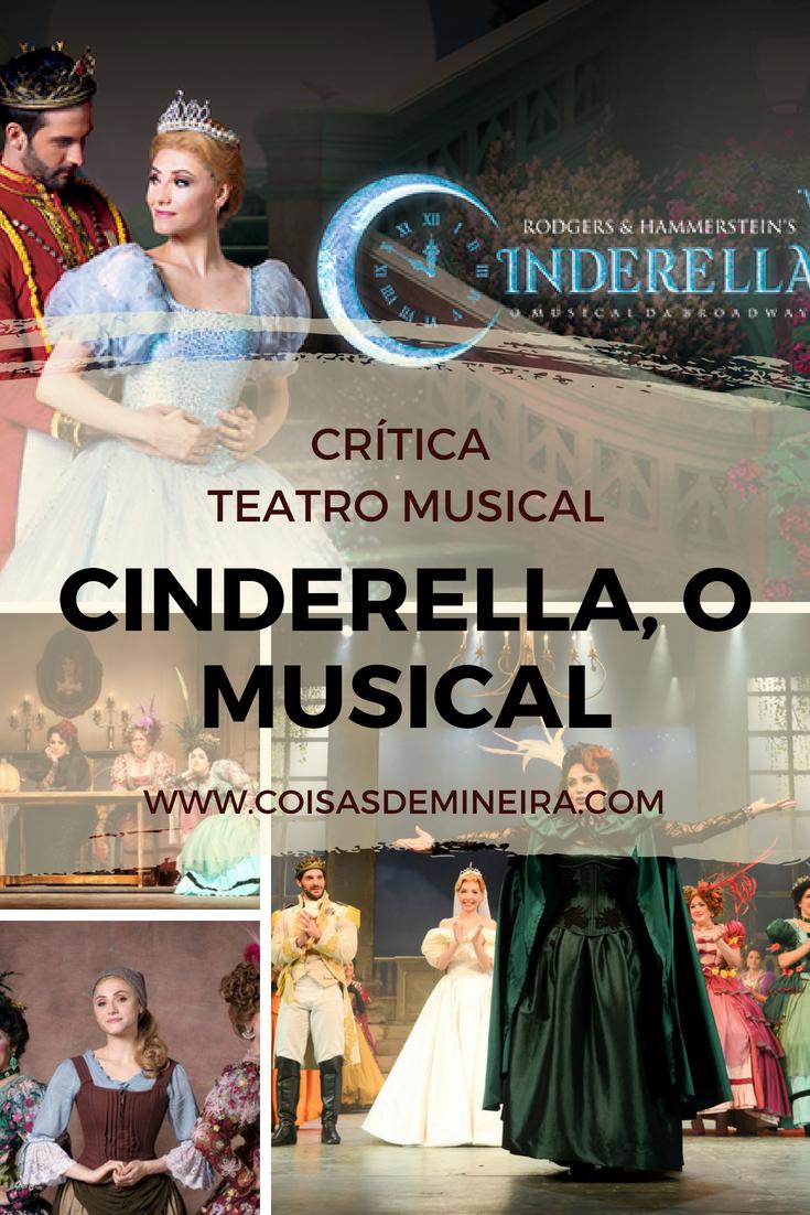 { #CRÍTICA } TEATRO MUSICAL | CINDERELLA, O MUSICAL