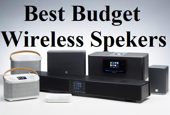 Best Budget Bluetooth Wireless Speakers