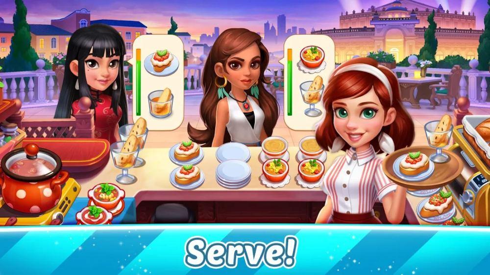 تحميل لعبة Cooking Joy 2 مهكرة للأندرويد - اخر اصدار