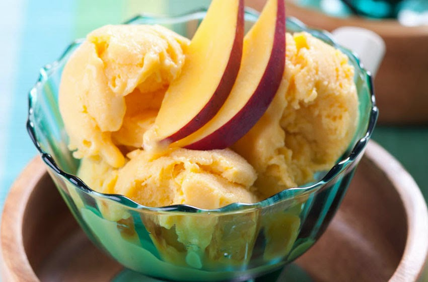 Delicious homemade Ice Cream