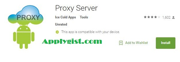 Run your own Proxy Server