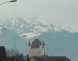 thun swiss alps