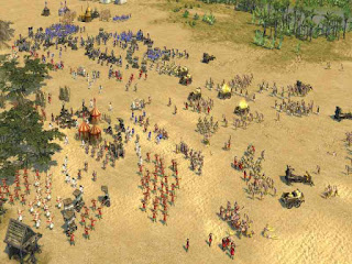Stronghold Crusader PC Game Free Download