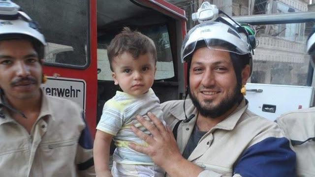 Syahidnya Tokoh Utama Film 'The White Helmet'
