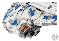 Toy Fair 2018 LEGO Solo A Star Wars Story The Kessel Run Millennium Falcon