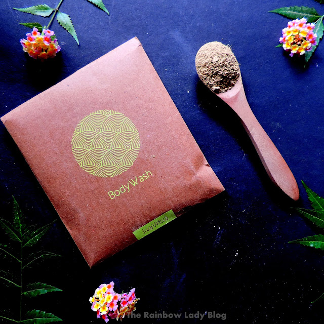 Jivavrksa Herbal Body Wash Review