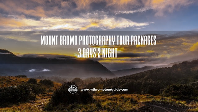 Mount Bromo Photography Tour Packages 3 Days 2 Nights