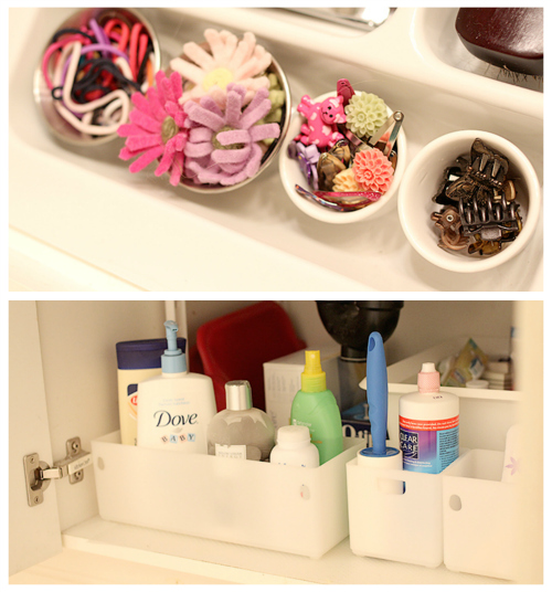 A Perfectly Organised Bathroom In One Day: IHeart Organizing: Reader Space: Carly's Perfectly Pretty