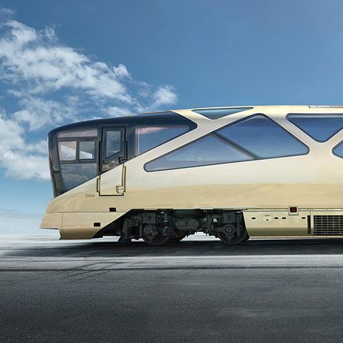 Tinuku Japan's ultraluxurious Shiki-Shima Suite train has made first debut