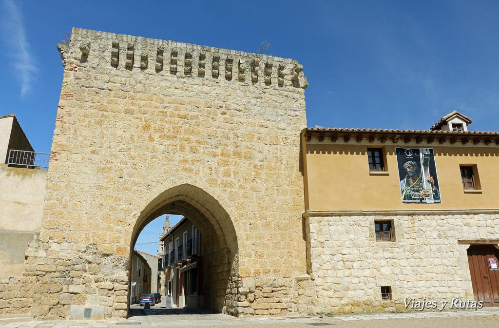 Arco de Ajujar, Medina de Rioseco